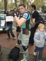 Chris Redfield Cosplay by Chris--Redfield