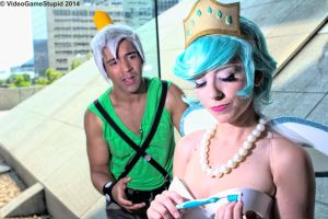 Otakon 2014 - Jorgen and the Tooth Fairy(PS) 36 by VideoGameStupid