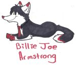 Billie Joe Woof by labramazing