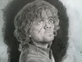 Tyrion Lannister by XanderAlex