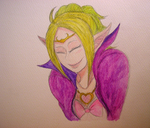 Nowi (color) by Minalice