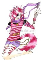WH Wonderland - Cheshire Cat by Sardiini