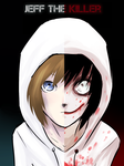 Jeff the Killer (Preview) by IllusionSadako