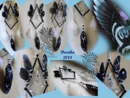 Gift: Yuelin Dreamcatcher by Drerika