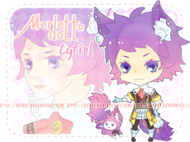 Offer To Adopt : Merletto Doll Lyfie [CLOSED] by HyRei
