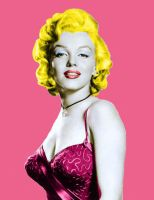 Marilyn by cometomorrow