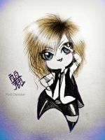 Uruha chibi the GazettE / Before I Decay by pollidenister