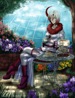 :CM: Afternoon tea by Wanini