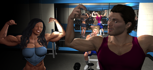 Gym sequence 1 by ironb667