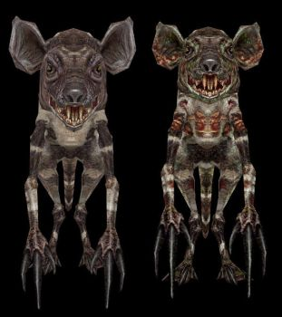 Monsters Exoskeleton    Rat 01 by hectrol