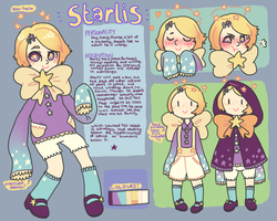Commission: Starlis by boblitt