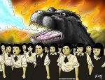 Prayer For Peace by kaijukid