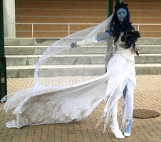 Emily: The Corpse Bride by PaintedPandaCosplay
