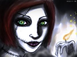 SALLY by MrDeath13