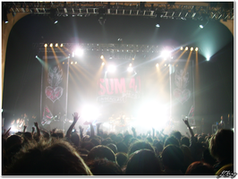Sum 41 - Crowd Burst by sylver-shadow