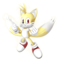 Legacy Super Tails Auraless Render by Nibroc-Rock