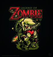 Legend of Zombie by Winter-artwork