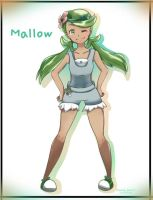 Mallow! by DrawingBean11