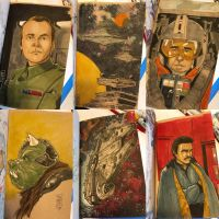 The Star Wars Sketch Book 04 by Hodges-Art