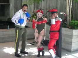 PAX 2012 - Cammy and Company by tarorae