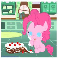 Little pony: Baby Pinkie Pie by FreeWingsS