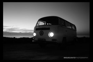 My Old School Volkswagen by Aerorato