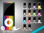 Ipod Chromatic icons by MDGraphs