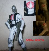 Cobra Mortal Finished by lovefistfury