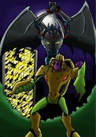 Beast Wars Animated 0 Cover by AndyTurnbull