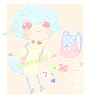 [CLOSED] Quickie Kouhai Adopt by Cappuchi