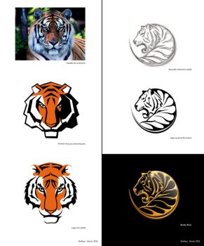 LOGO Tiger BHO by Shafiqur