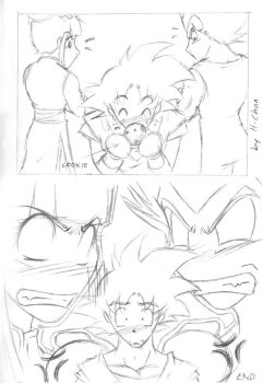Whom Goku loves more?__Page 3 by xH-Chanx