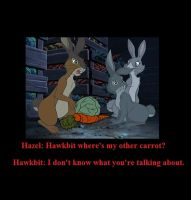 Funny Watership Down 24 by CrispinVCampion