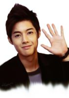 Kim Hyun Joong III by purpx