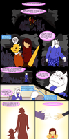 Undertale: HEA - Secrets Will Eat You Alive - P2 by CoolFireBird