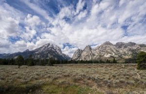 The Grand Tetons by captainslack