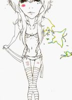 T H I N S P O blue by ShoulderBlades