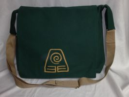 Earth Nation Messenger Bag by Tirrivee