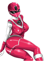 Sexy In Pink RENDER by StevenZybert