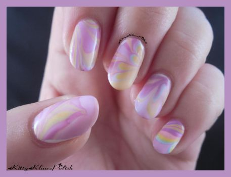Nail Art: Candy by KittyKlawzPolish
