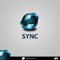 Sync Logo by KanYST