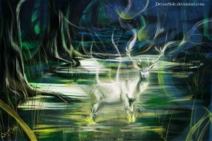 expecto patronum by DeyonSide