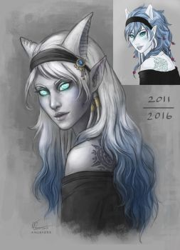 Luei repaint by Angevere