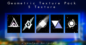 Geometric Texture Pack 2 by elyssafawn