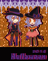 2014 PCP Halloween by fico0501