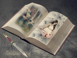 Book of ancient magicks... by Ithildiel