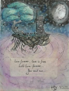 Love is free by cappichan