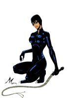 CATWOMAN by Mich974