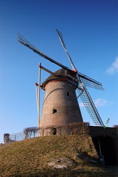 1800's Wind mill by sami-pso