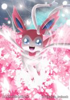 Sylveon by kelvin-trainerk